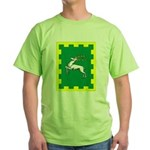 Outlands Populace Ensign Green T-Shirt