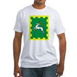 Outlands Populace Ensign Fitted T-Shirt