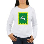 Outlands Populace Ensign Women's Long Sleeve T-Shi