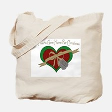 USAF Heart Tote Bag