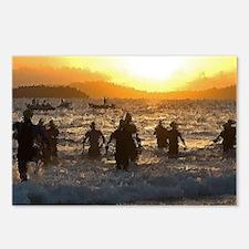 TRIATHLON SUNRISE Postcards (Package of 8)