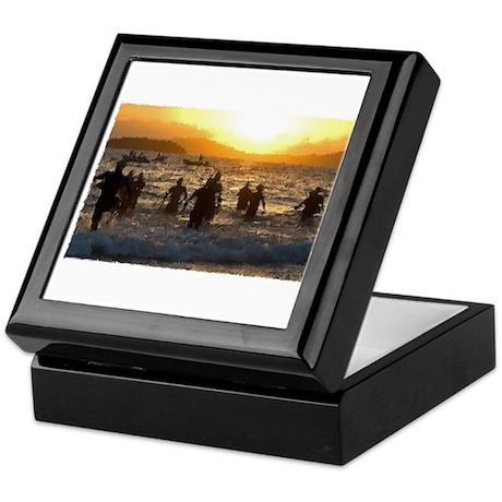 TRIATHLON SUNRISE Keepsake Box