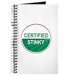 CERTIFIED STINKY Journal