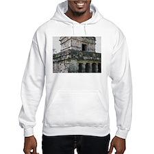 Mayan Ruins of Tulum (B) Hoodie