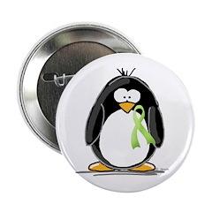 Light Green Ribbon Penguin 2.25
