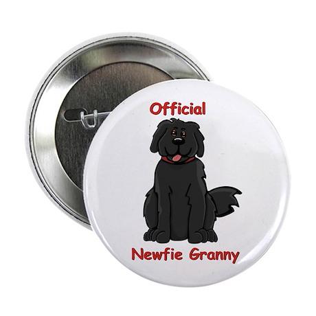 "Newfie Granny 2.25"" Button"