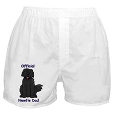 Newfie Dad Boxer Shorts