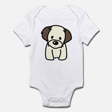Shih Tzu Puppy Infant Bodysuit