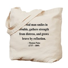 Thomas Paine 17 Tote Bag