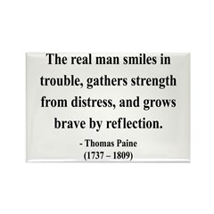 Thomas Paine 17 Rectangle Magnet (10 pack)