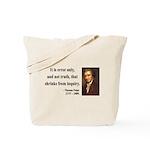 Thomas Paine 18 Tote Bag
