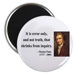 Thomas Paine 18 Magnet