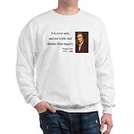Thomas Paine 18 Sweatshirt