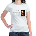 Thomas Paine 18 Jr. Ringer T-Shirt