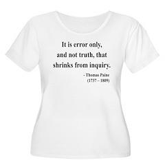Thomas Paine 18 T-Shirt