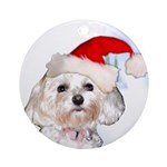 Tiffy Ornament (Round)
