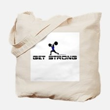 GET STRONG Tote Bag