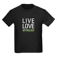 Live Love Mythology T