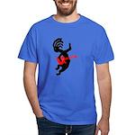 Kokopelli Guitar Dark T-Shirt