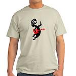 Kokopelli Guitar Light T-Shirt