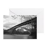 Henry Hudson Bridge Greeting Cards (6)