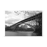 Henry Hudson Bridge Mini Poster