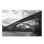 Henry Hudson Bridge Postcards (8)