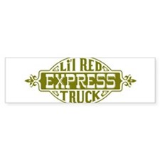 Lil' Red Bumper Bumper Sticker