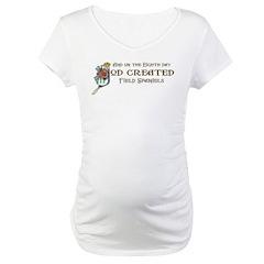 God Created Fields Shirt