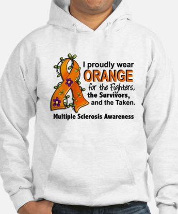 For Fighters Survivors Taken MS Hoodie