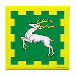 Outlands Populace Ensign Tile Coaster