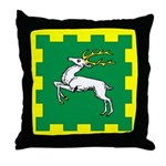 Outlands Populace Ensign Throw Pillow