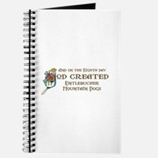 God Created Entlebuchers Journal