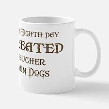 God Created Entlebuchers Mug