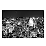 Midtown, At Night Postcards (8)