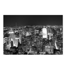 Midtown, At Night Postcards (8)