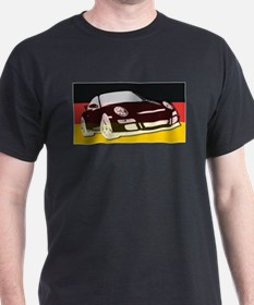 """German 911"" T-Shirt"