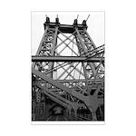 Williamsburg Bridge Mini Poster