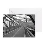 Williamsburg Bridge Greeting Cards (6)