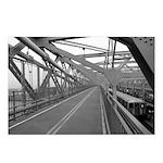 Williamsburg Bridge Postcards (8)