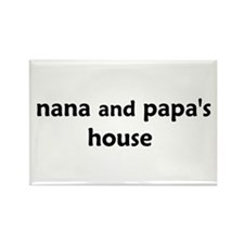 nanaandpapahouse Magnets