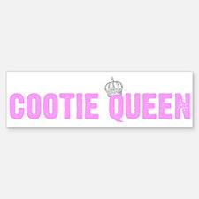 cootie queen // Bumper Bumper Bumper Sticker