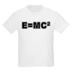 E=MC Square T-Shirt