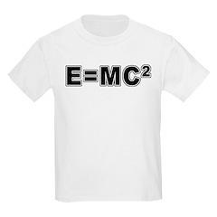 E=MC Square T-Shirt
