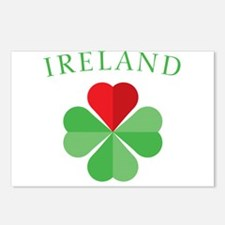 Cute Dublin Postcards (Package of 8)