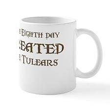 God Created Cotons Mug