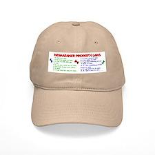 Weimaraner Property Laws 2 Baseball Cap