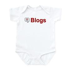Funny Dance blog Infant Bodysuit
