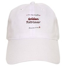 Golden Breathe Baseball Cap