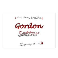 Gordon Breathe Postcards (Package of 8)